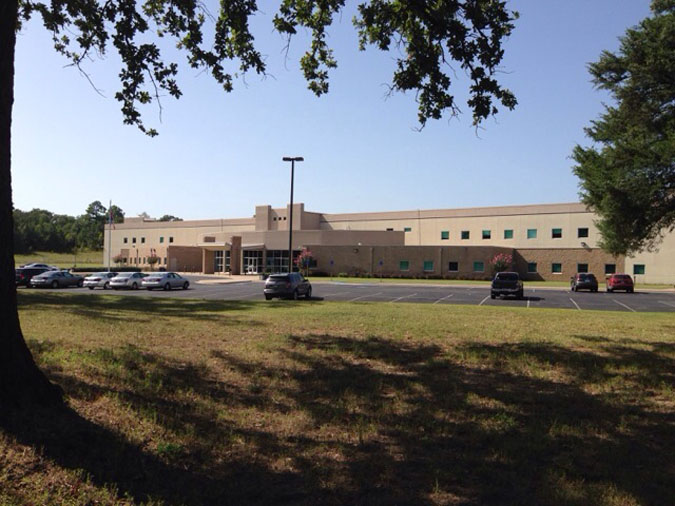 Smith County Juvenile Detention Ctr located in Tyler TX (Texas) 4