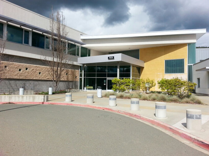 Sonoma County Juvenile Hall located in Santa Rosa CA (California) 1