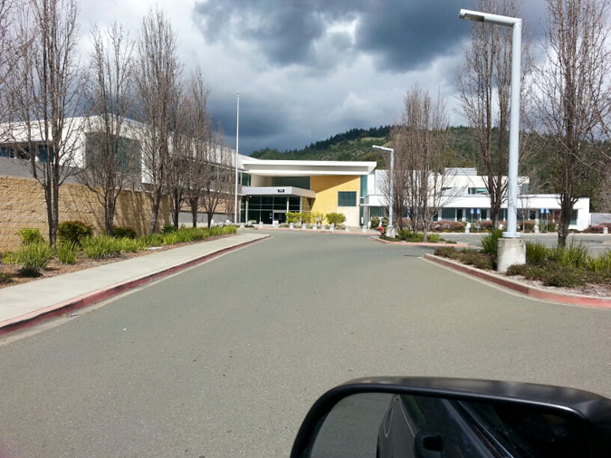 Sonoma County Juvenile Hall located in Santa Rosa CA (California) 4