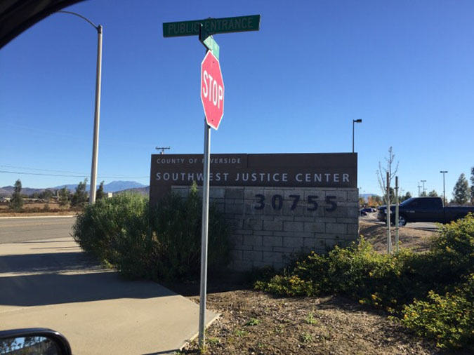 Southwest Detention Center Riverside County Corrections located in Murrieta CA (California) 2