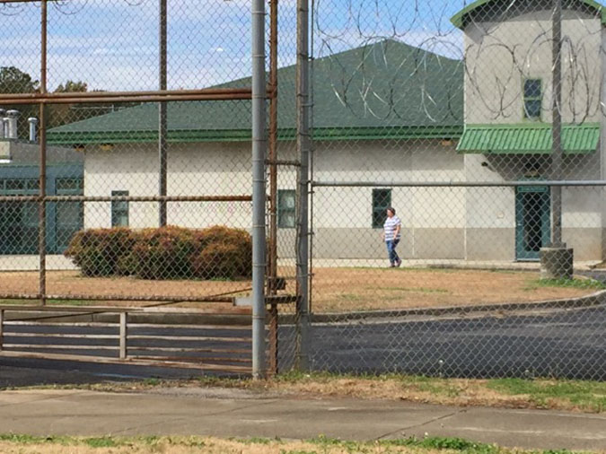 Spartanburg County Juvenile Detention Center located in Columbia SC (South Carolina) 4
