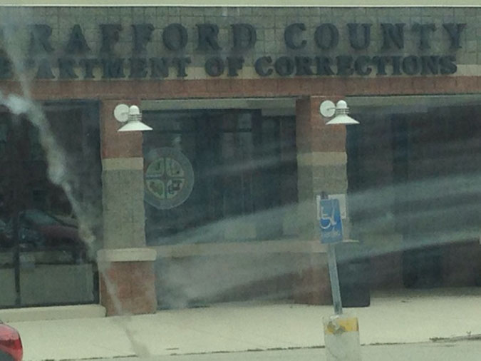 Strafford County House of Corrections located in Dover NH (New Hampshire) 1