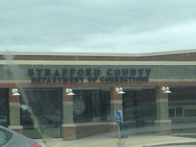 Strafford County House of Corrections located in Dover NH (New Hampshire) 2