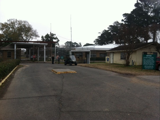 Swanson Correctional Center for Youth located in Monroe LA (Louisiana) 1