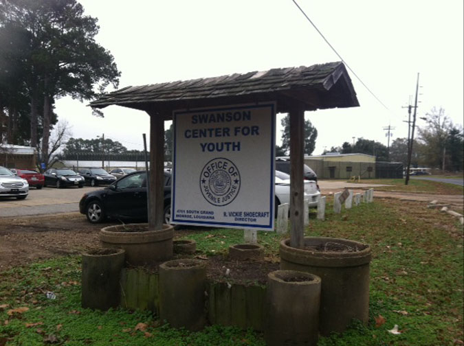 Swanson Correctional Center for Youth located in Monroe LA (Louisiana) 2