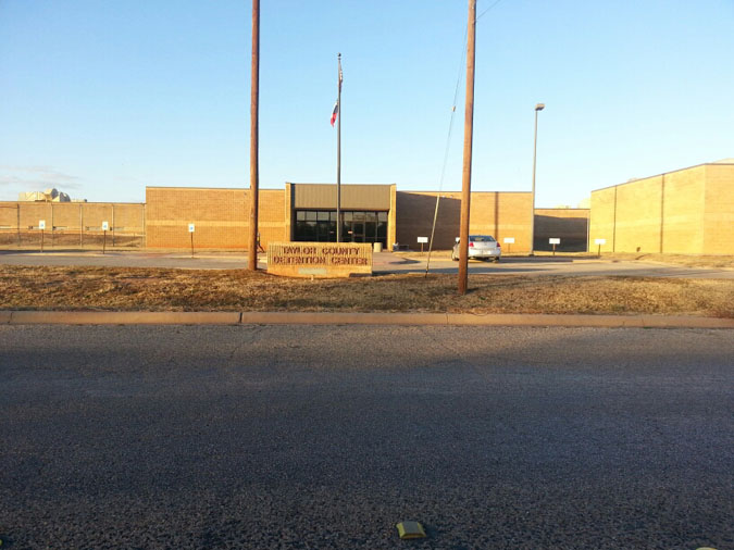 Taylor County Detention Center located in Abilene TX (Texas) 2