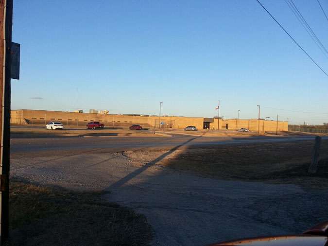 Taylor County Detention Center located in Abilene TX (Texas) 3