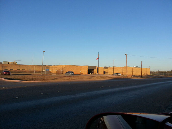 Taylor County Detention Center located in Abilene TX (Texas) 4