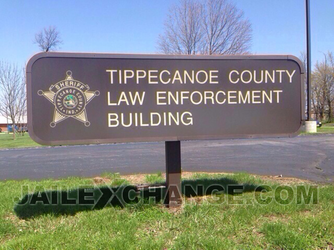 Tippecanoe County Jail located in Lafayette IN (Indiana) 2
