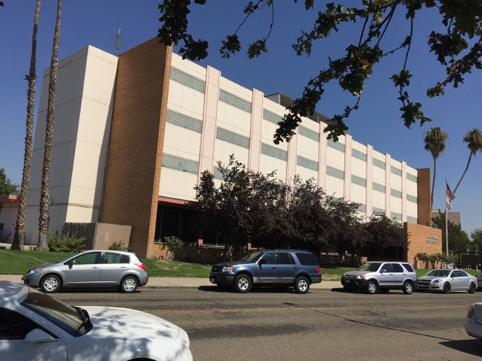 Tulare County Main Jail located in Visalia CA (California) 4