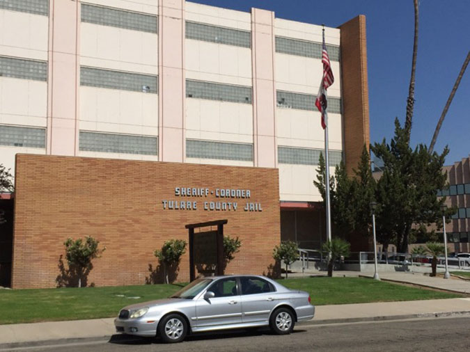 Tulare County Main Jail located in Visalia CA (California) 5