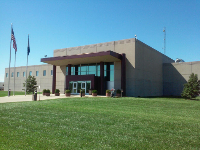 Vanderburgh County Jail located in Evansville IN (Indiana) 1