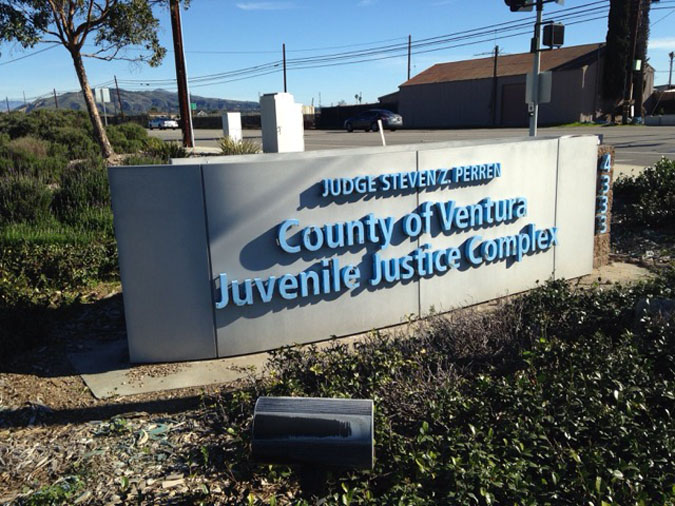 Ventura County Juvenile Hall Facility located in Oxnard CA (California) 2