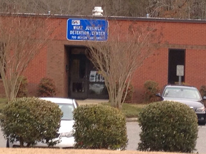 Wake Juvenile Detention Center located in Raleigh NC (North Carolina) 2