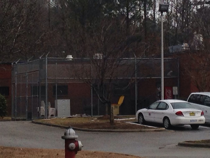 Wake Juvenile Detention Center located in Raleigh NC (North Carolina) 3
