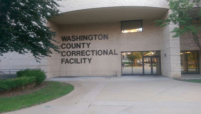 Washington County Correctional Facility located in Washington PA (Pennsylvania) 1