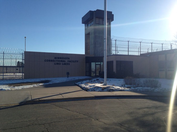Washington County Juvenile Detention Center located in Lino Lakes MN (Minnesota) 1