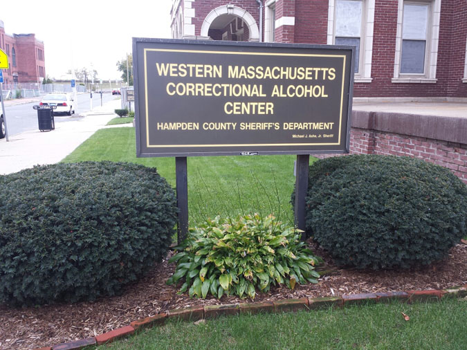 West Mass Correctional Alcohol Center located in Springfield MA (Massachusetts) 2