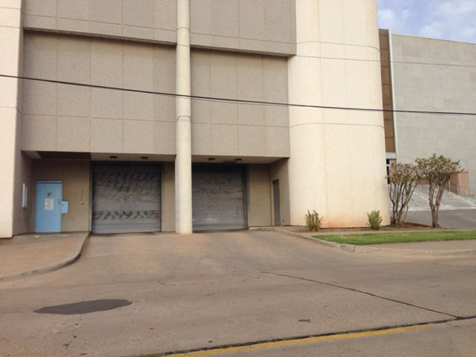 Wichita County Jail Downtown Facility located in Wichita Falls TX (Texas) 4