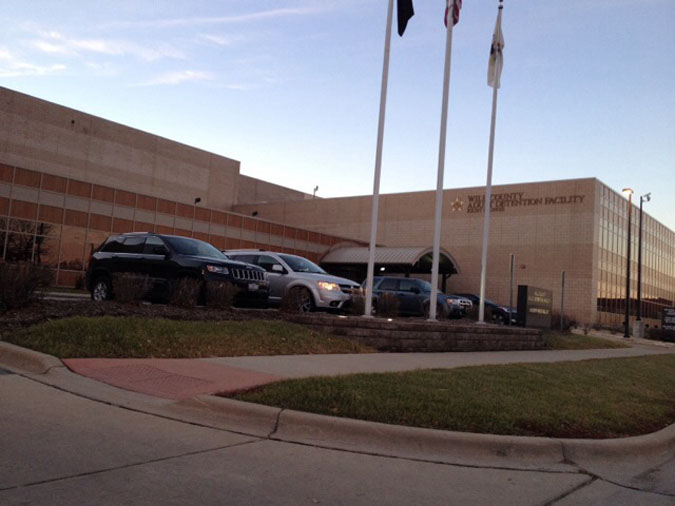 Will County Detention Facility located in Joliet IL (Illinois) 1