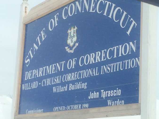 Willard-Cybulski Correctional Institution located in Enfield CT (Connecticut) 2