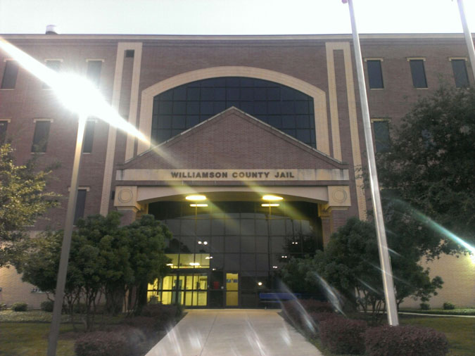 Williamson County Jail located in Georgetown TX (Texas) 2
