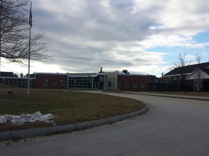 Youth Detention Services Unit located in Manchester NH (New Hampshire) 1