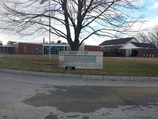 Youth Detention Services Unit located in Manchester NH (New Hampshire) 2