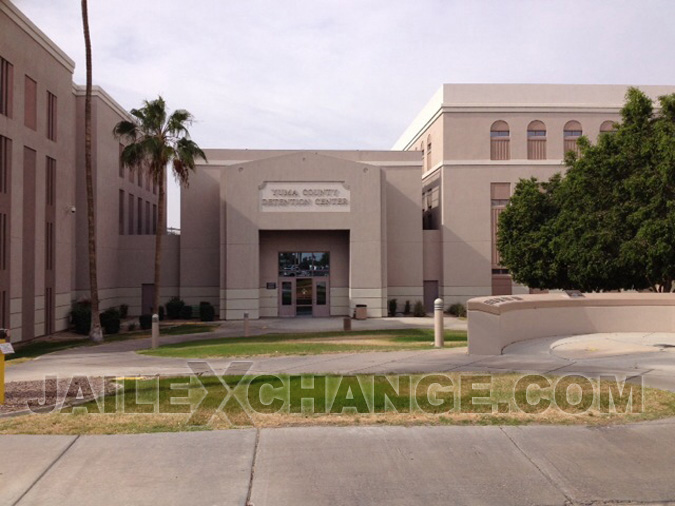 Yuma County Adult Detention Center located in Yuma AZ (Arizona) 1