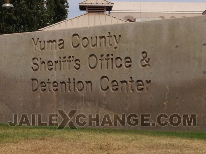 Yuma County Adult Detention Center located in Yuma AZ (Arizona) 2